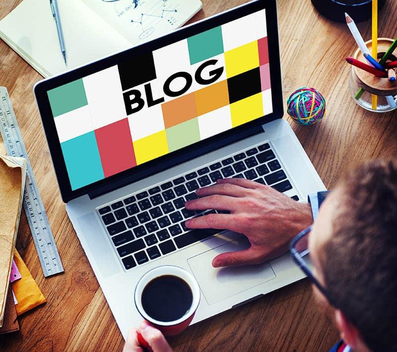 Pisanie tekstów na zamówienie na bloga