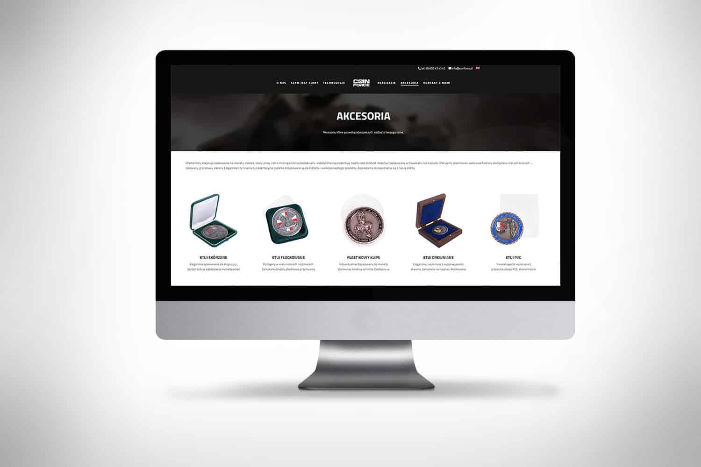 Strona internetowa na systemie CMS Wordpress