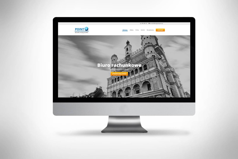 Strona internetowa dla księgowej