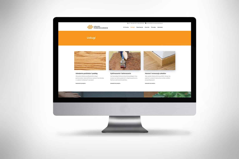 renowacje strona www