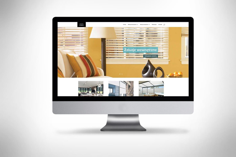 Strona internetowa Poznań dla firm