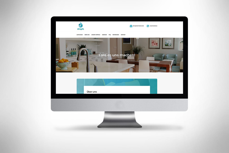Strona www po niemiecku projektowanie