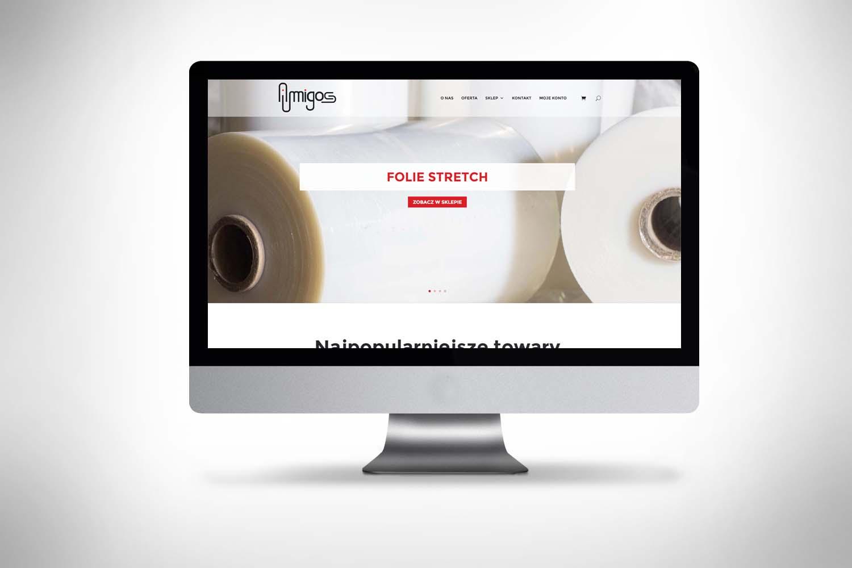 Strona www i sklep w jednym