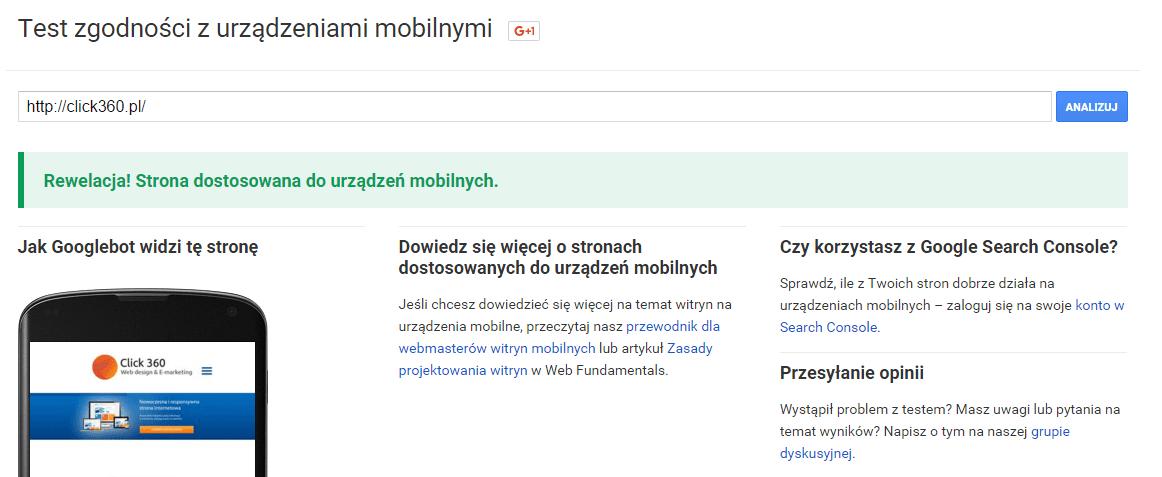 strony responsywne poznan