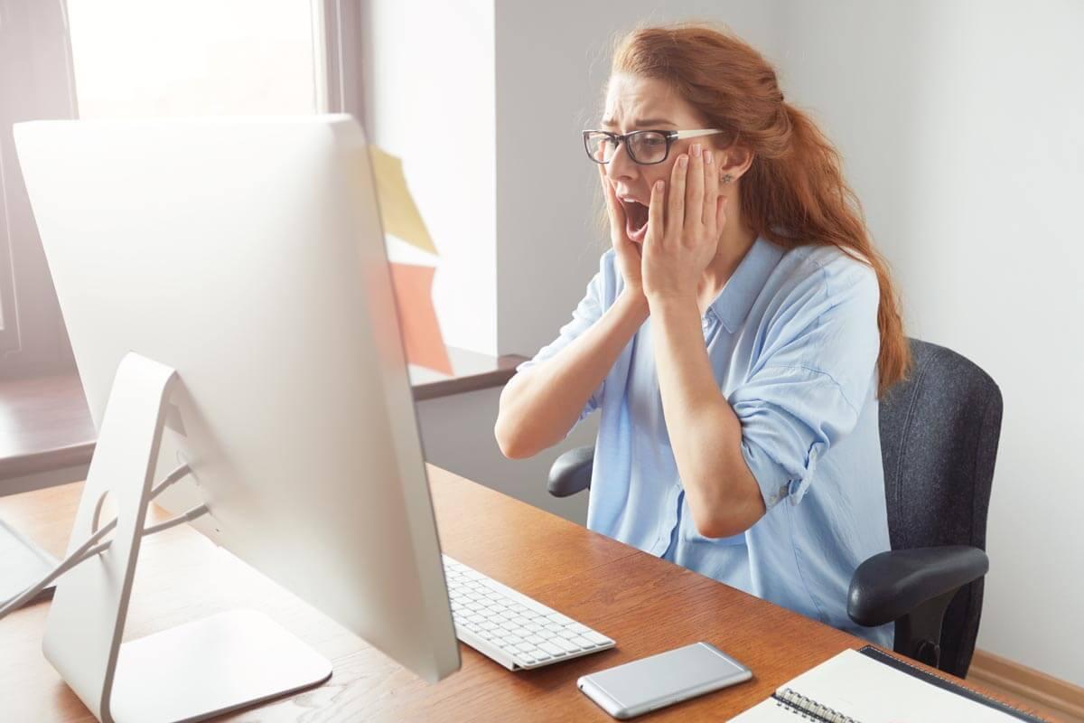 Tania strona internetowa może przynieść negatywne skutki dla firmy
