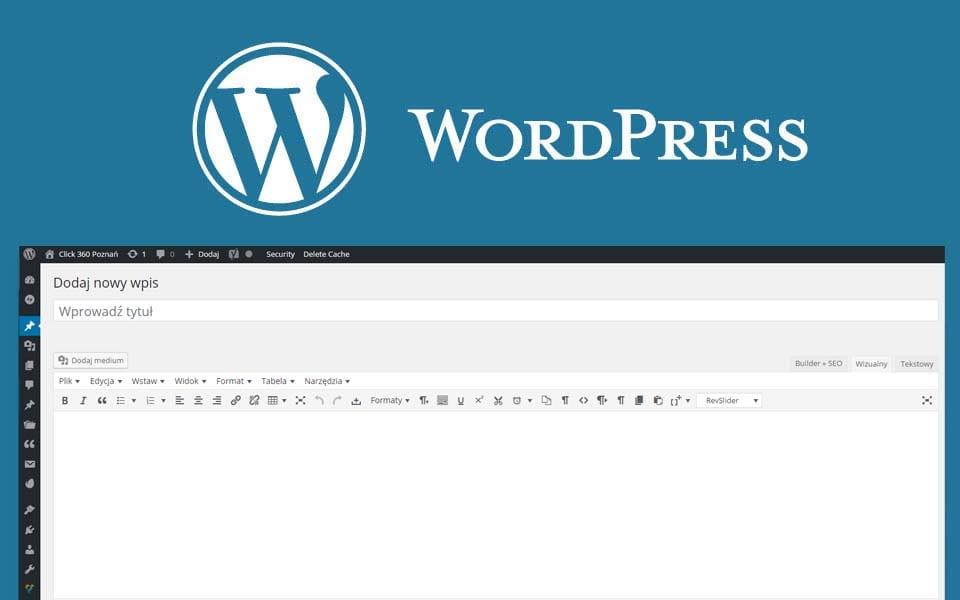 wordpress-tworzenie-stron-poznan