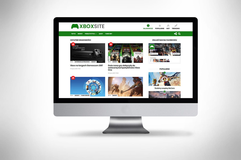 Portal internetowy projektowanie
